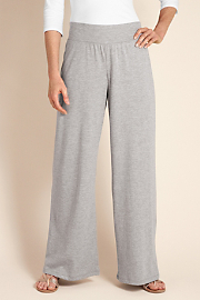 Women's Everyday Lounge Pants - HEATHER GREY