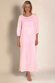 Women's Bette Brushed Gown - PINK