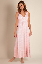 Women's Secret Support Gown I - MAUVE MIST