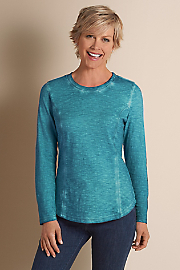 Women's Everyday Tee - MALLARD BLUE