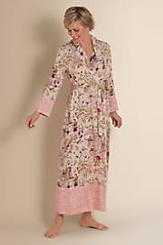 Women's Chaumont Robe - TEA STAIN