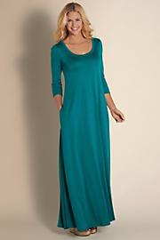 Women Santiago 3/4 Sleeve Dress - CAPRI SHORES