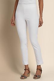 Colette Pants  - WHITE