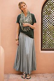Women Solana Skirt - GREY