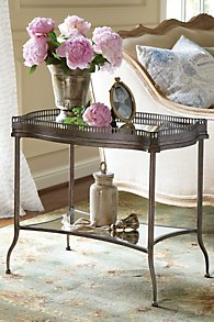 Normandy Accent Table