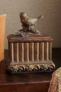Florentine Bird Box