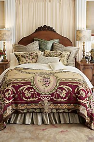 Cupola Tapestry Coverlet