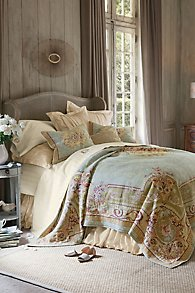 Regency Tapestry Coverlet