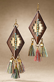 Coachella Earrings - MULTI