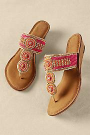 Palm Beach Sandals - PINK