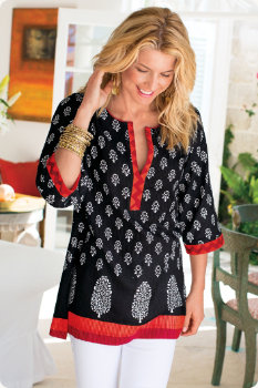 Plus-Size Cotton Clothing | ElegantPlus.com Editor's Pick