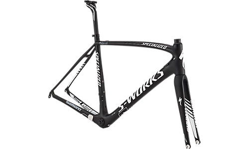 Pics Please - Matte Black frame with White Bar & Stem - Weight Weenies