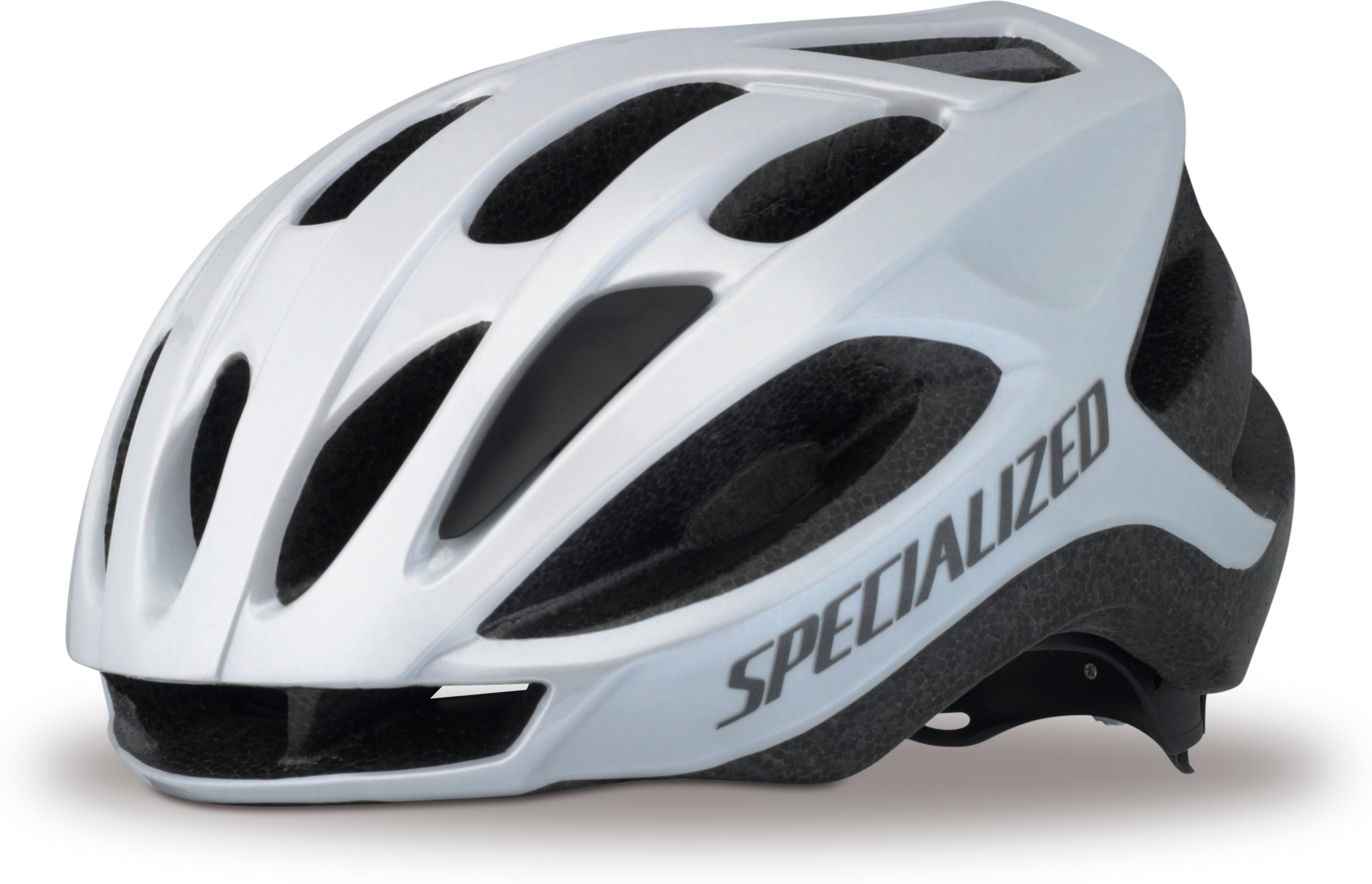 SPECIALIZED ALIGN HLMT CE WHT ADLT - Alpha Bikes