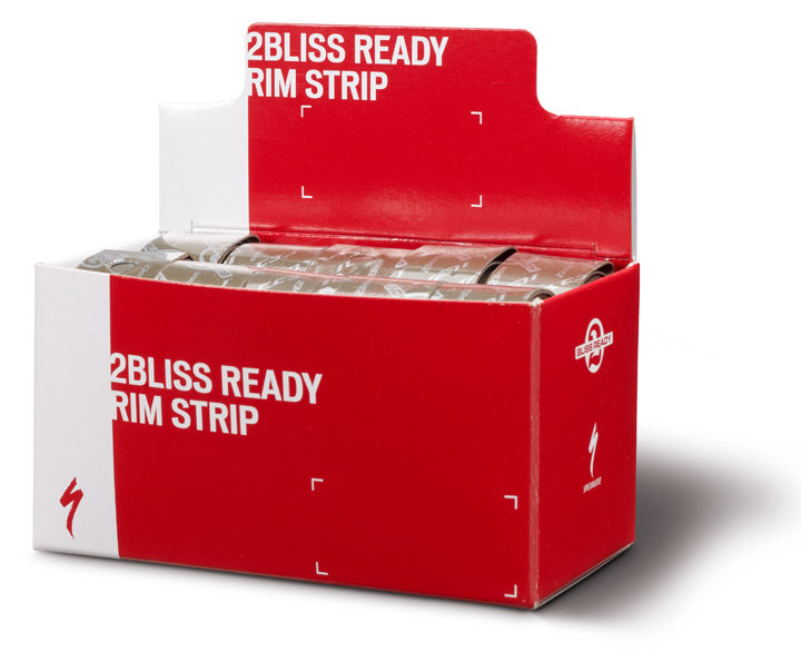 SPECIALIZED 2BLISS READY RIM STRIP 650BX31MM BOX OF 16 STRIPS - Pulsschlag Bike+Sport