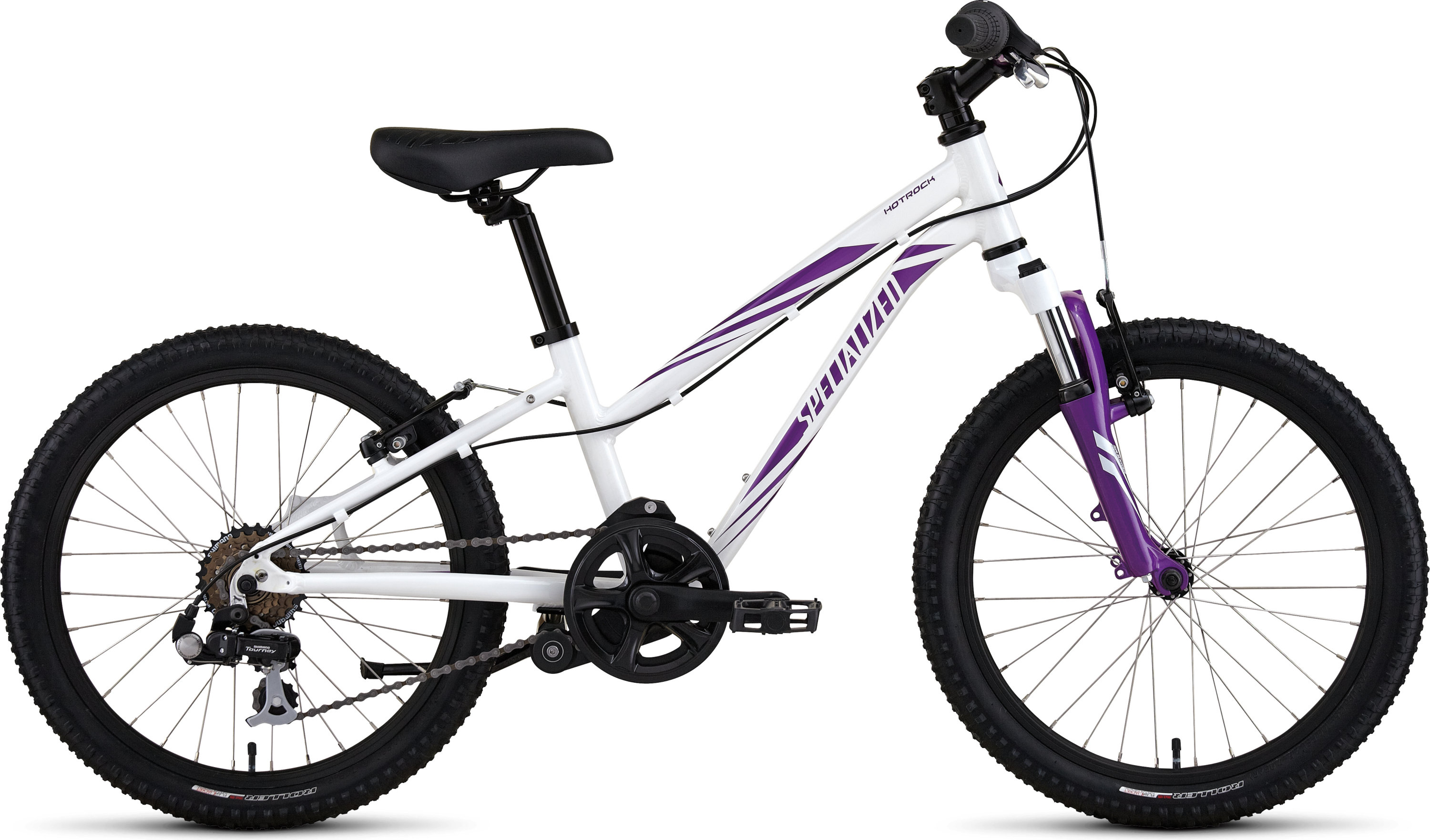 SPECIALIZED HTRK 20 6 SPD GIRL WHT/PUR - Bikedreams & Dustbikes