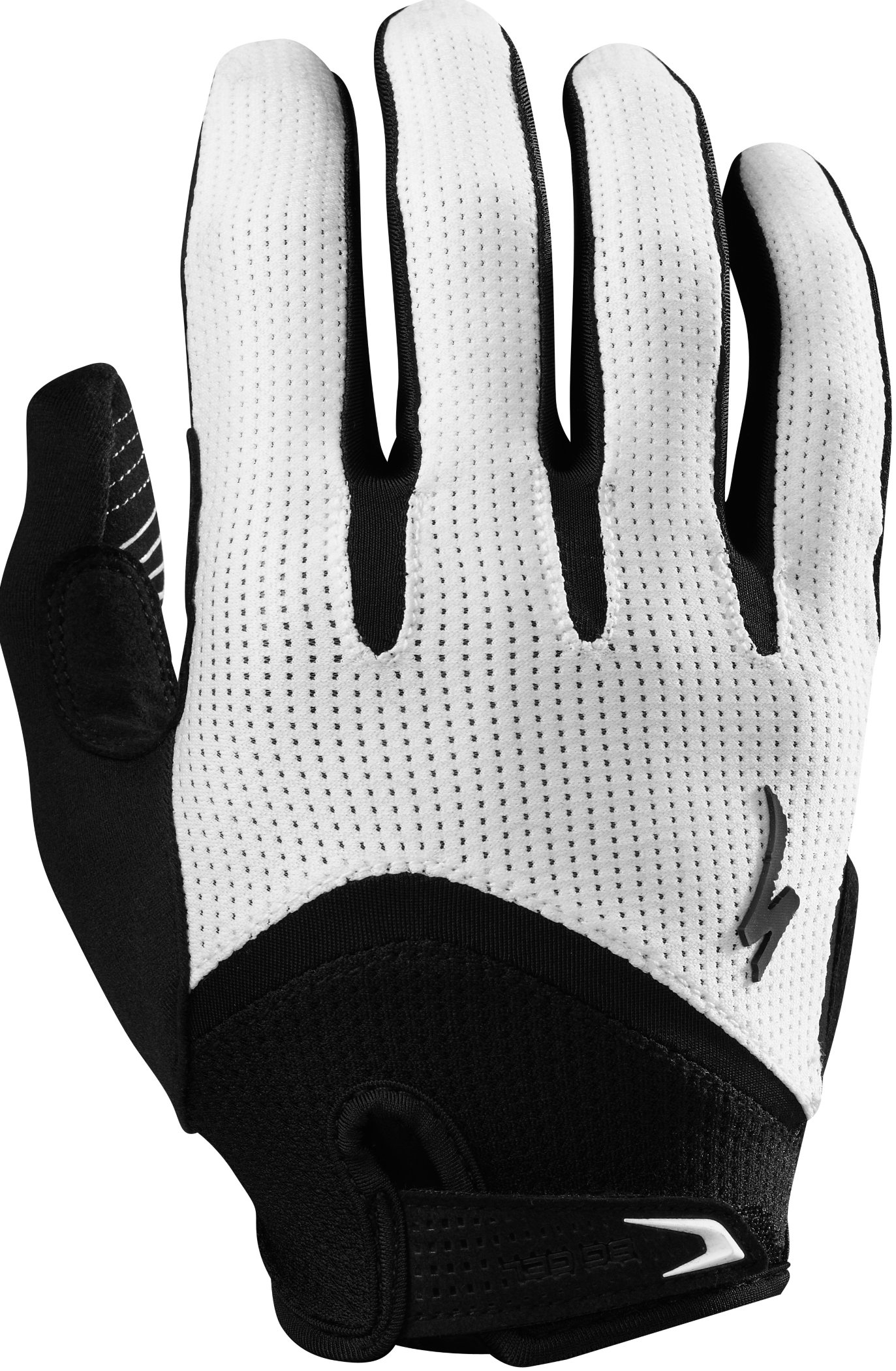 SPECIALIZED BG GEL GLOVE LF WHT S - Bikedreams & Dustbikes