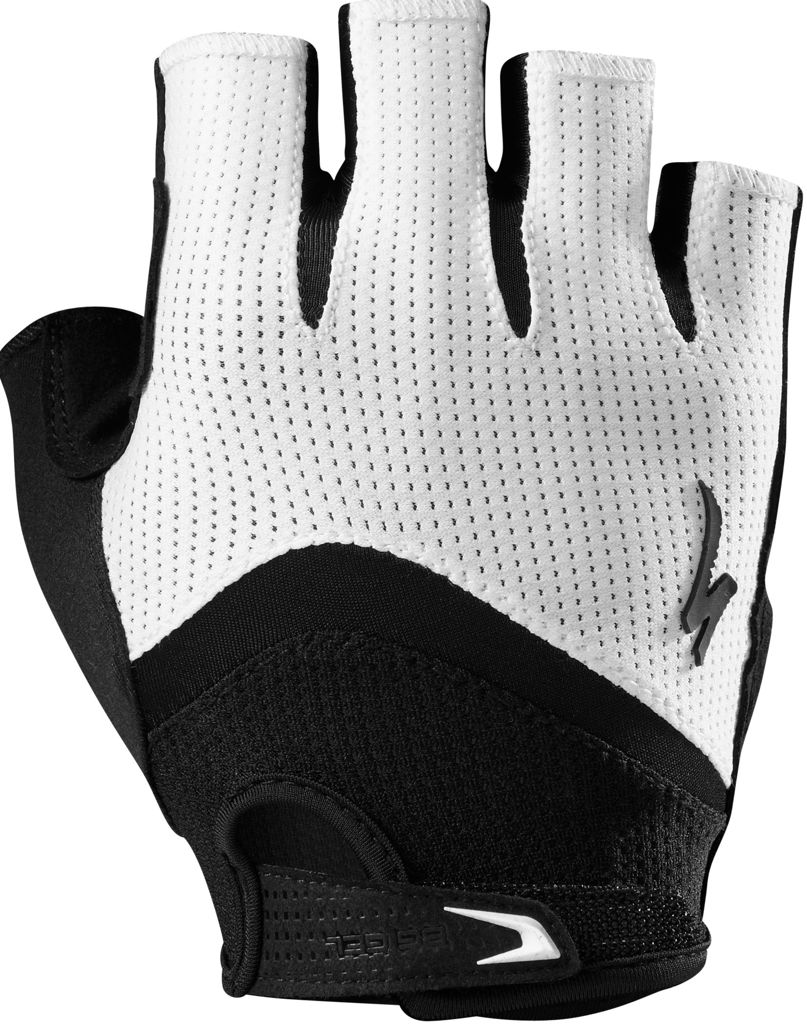 SPECIALIZED BG GEL GLOVE SF WHT/BLK L - Alpha Bikes