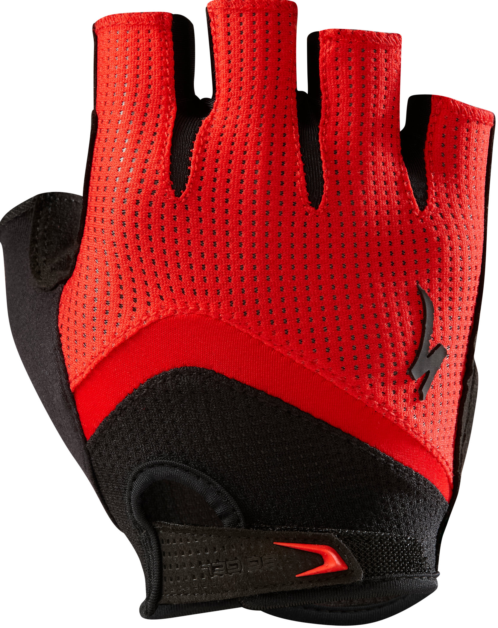 SPECIALIZED BG GEL GLOVE SF RED/BLK S - Bikedreams & Dustbikes