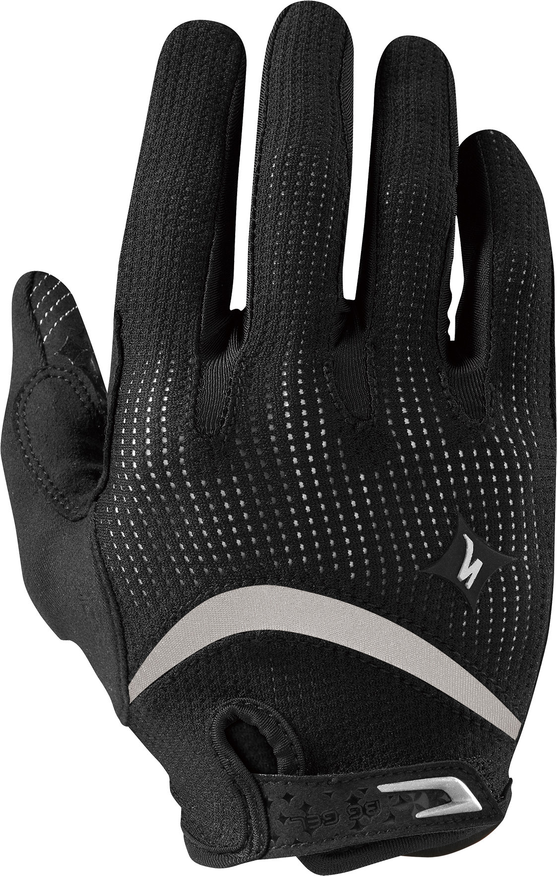 SPECIALIZED BG GEL GLOVE LF WMN BLK M - Alpha Bikes