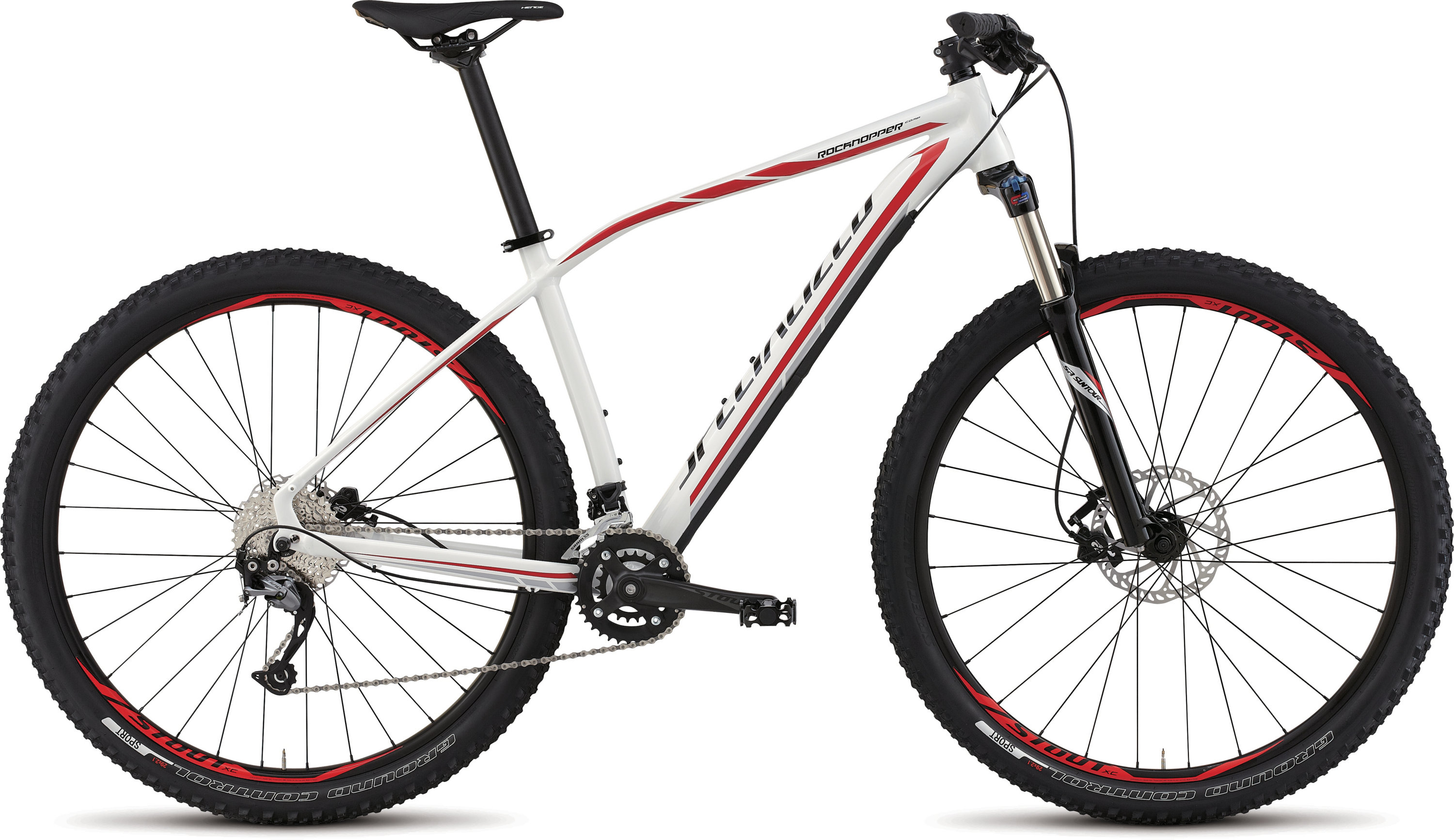 SPECIALIZED RH COMP 29 WHT/RED/SIL/BLK S - Bikedreams & Dustbikes