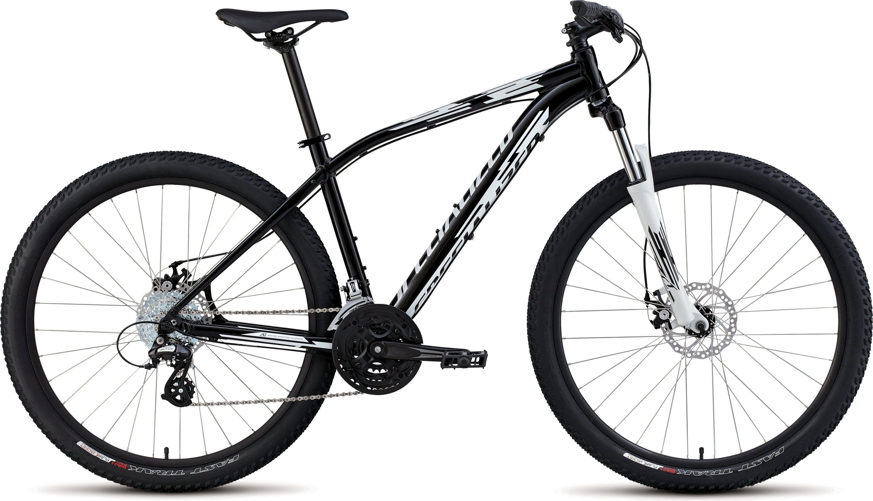 SPECIALIZED PITCH 650B BLK/WHT XS - schneider-sports