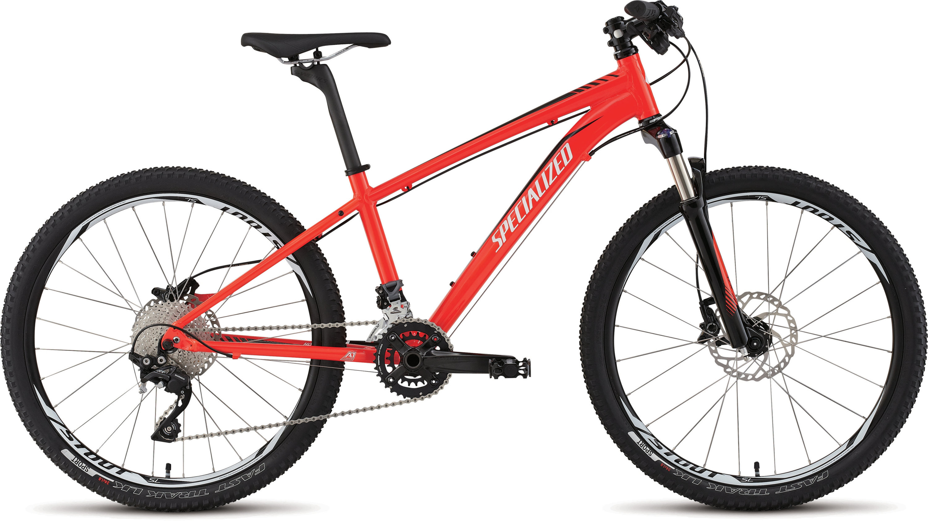 Specialized HOTROCK 24 XC PRO Hotrock 24 Xc Pro Rocket Red/Black/White 13 - Pulsschlag Bike+Sport