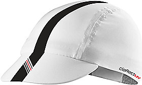 DEFLECT UV CYCLING CAP WHT OSFA