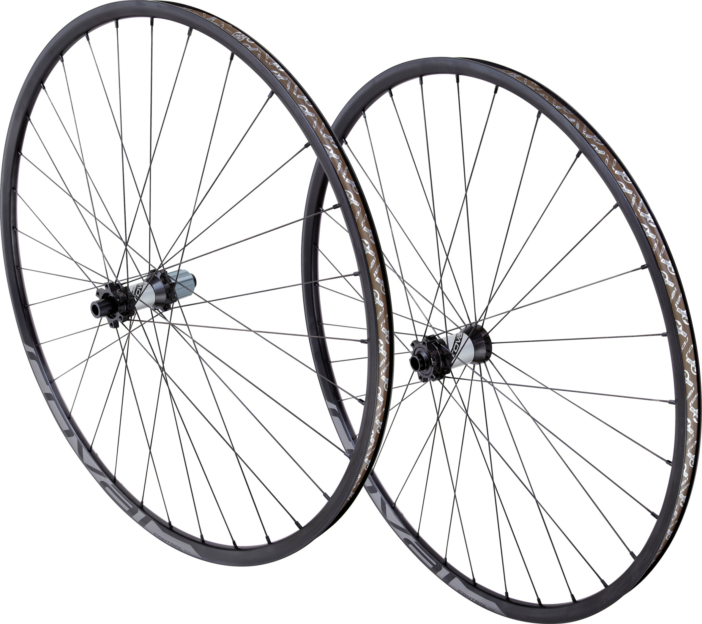 SPECIALIZED CONTROL 29 WHEELSET CHAR - Alpha Bikes