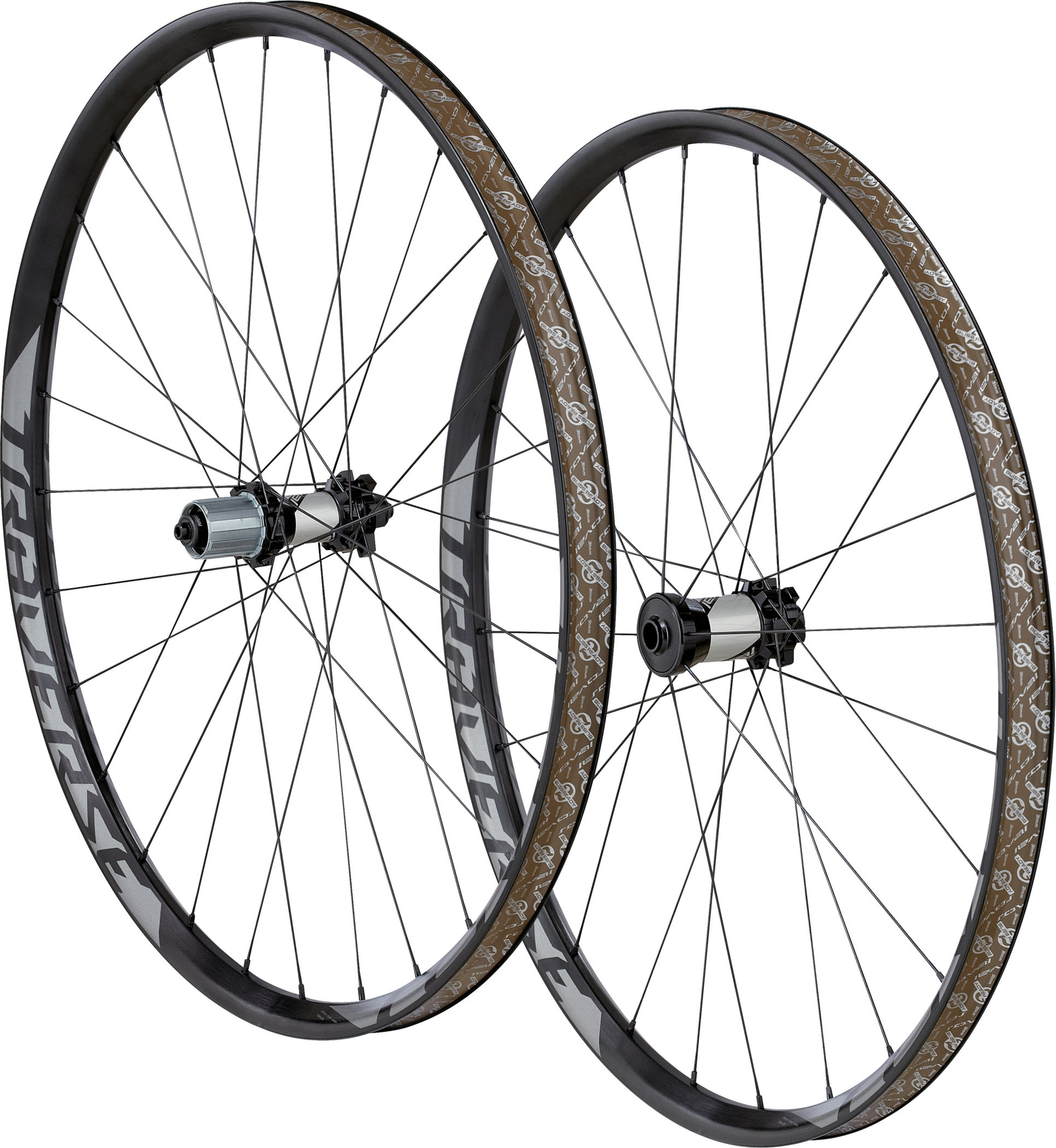 SPECIALIZED TRAVERSE 650B WHEELSET CHAR - Bike Zone