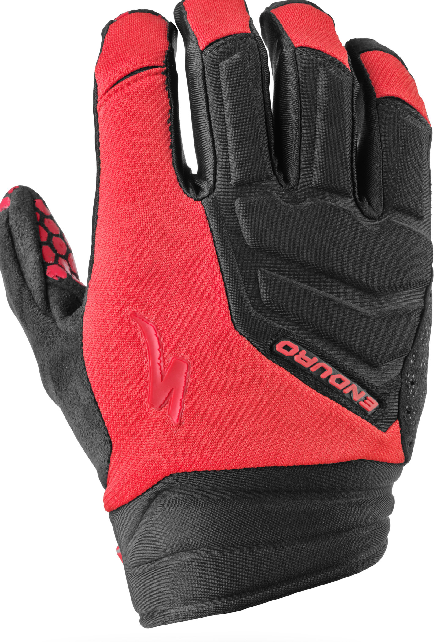 SPECIALIZED ENDURO GLOVE LF RED L - Alpha Bikes