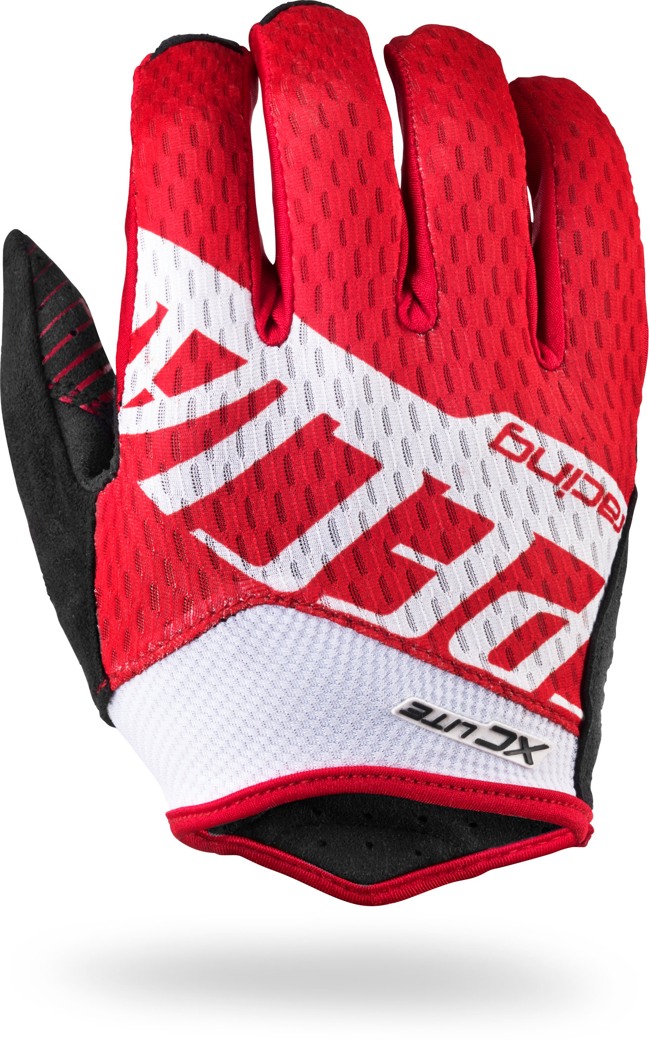 SPECIALIZED XC LITE GLOVE RED/WHT TEAM S - Alpha Bikes