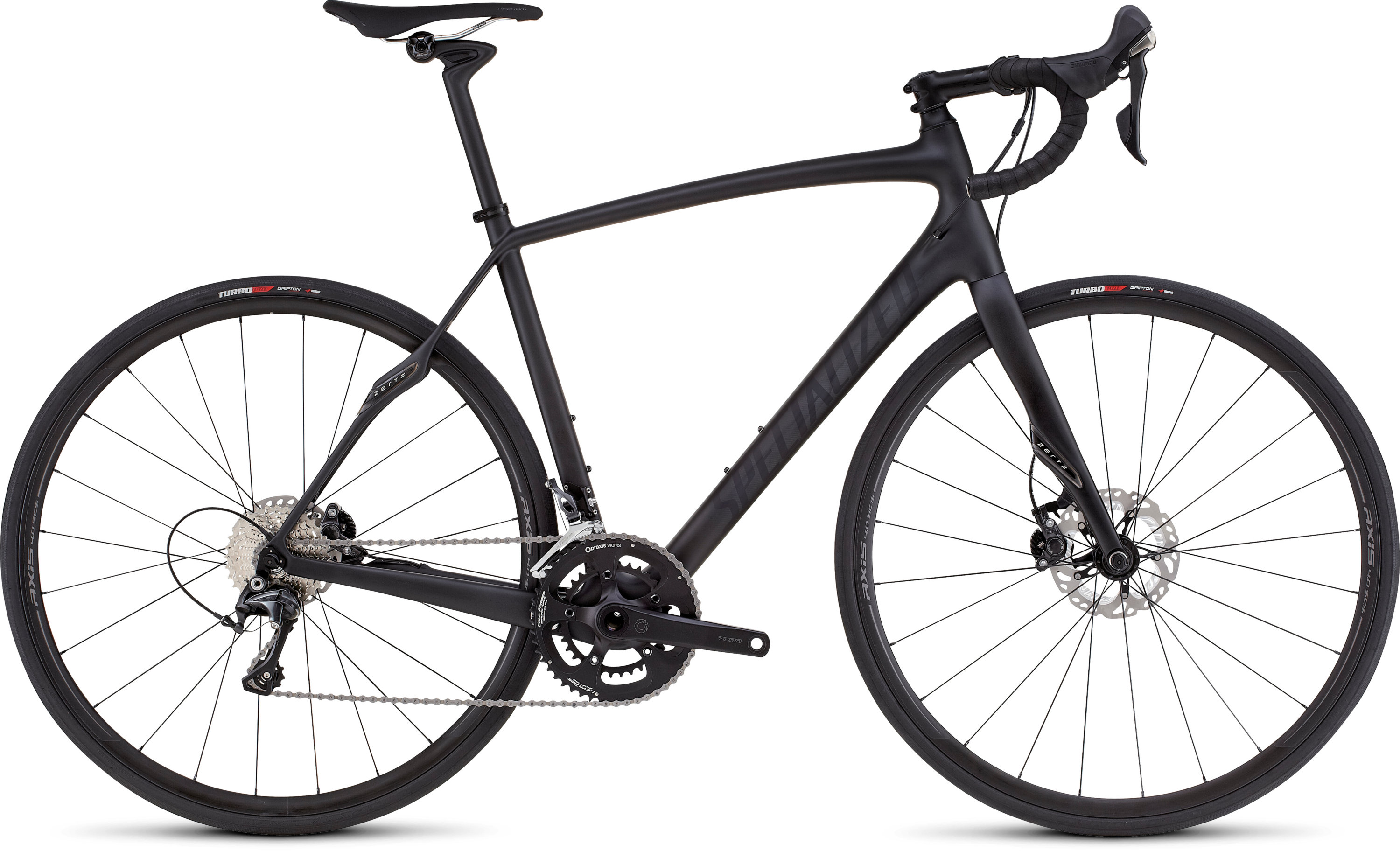 SPECIALIZED ROUBAIX SL4 COMP DISC BLK 49 - Bikedreams & Dustbikes
