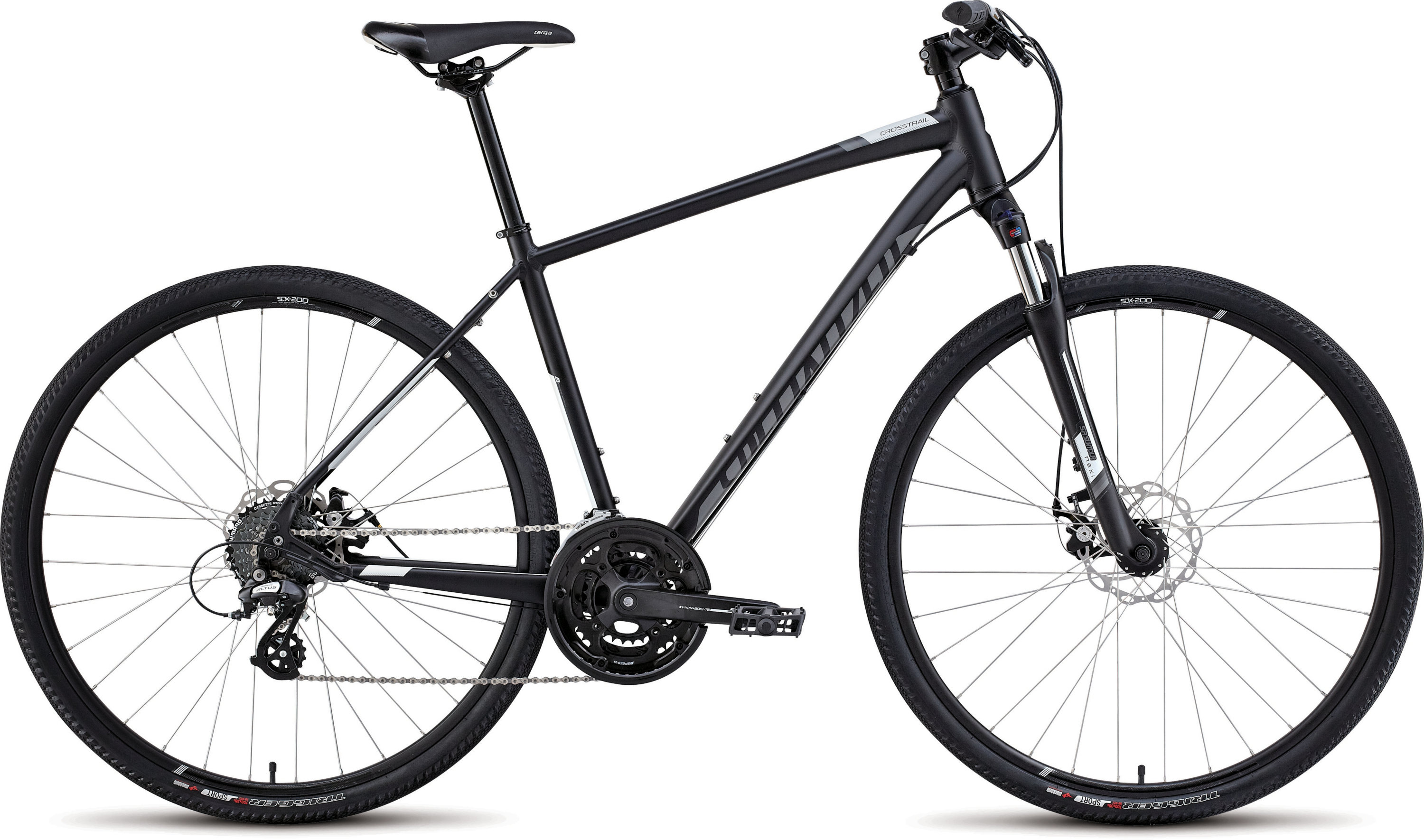 SPECIALIZED CT DISC BLK/CHAR/WHT S - Bikedreams & Dustbikes