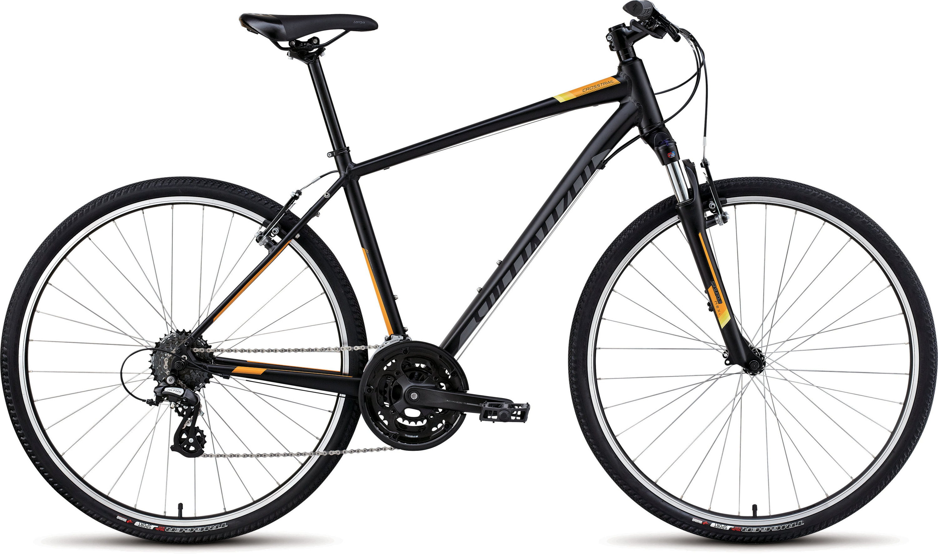 SPECIALIZED CT BLK/CHAR/ORG S - Bikedreams & Dustbikes