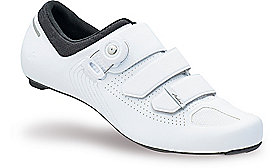 AUDAX ROAD SHOE WHT 40/7.5