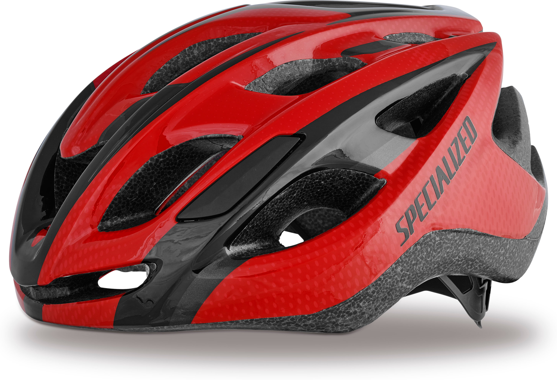 SPECIALIZED CHAMONIX HLMT CE RED/BLK ADLT - Alpha Bikes