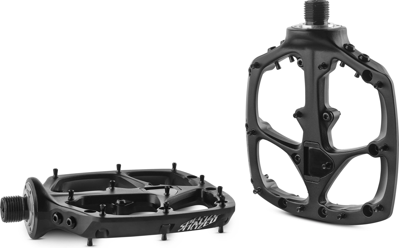 Specialized Boomslang Platform Pedals Black 9/16 - Specialized Boomslang Platform Pedals Black 9/16