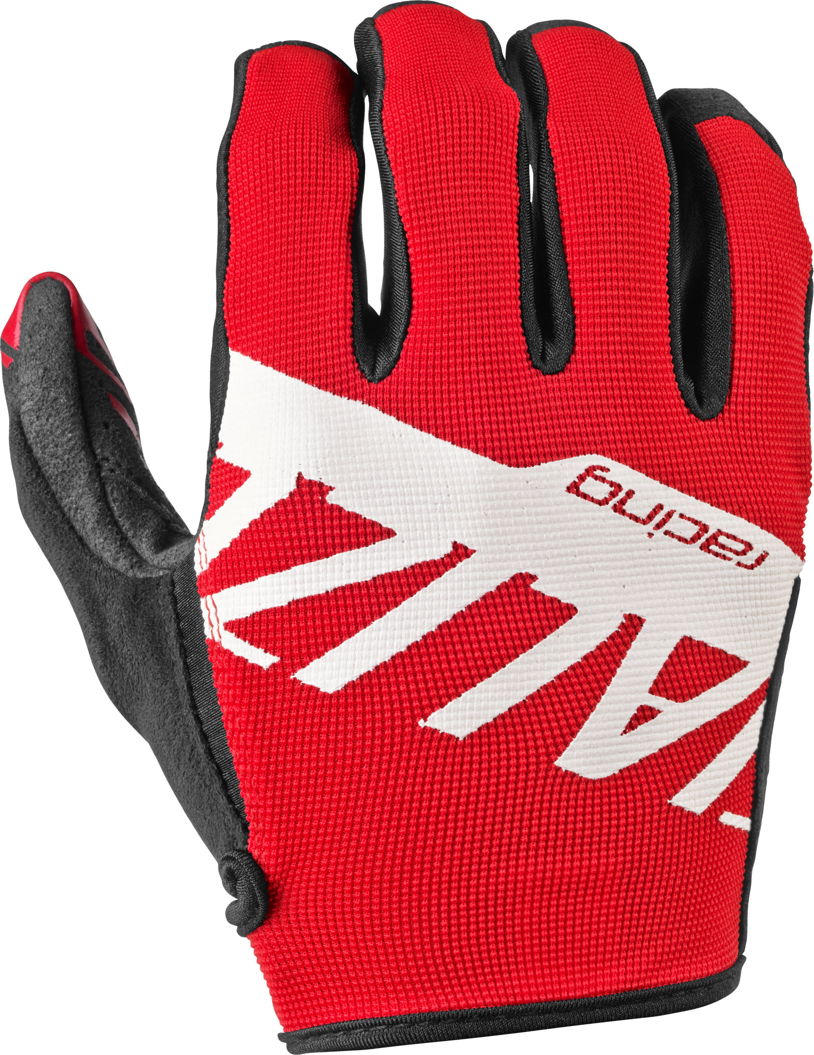 SPECIALIZED LODOWN GLOVE RED/WHT TEAM L - Pulsschlag Bike+Sport