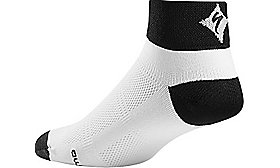 RBX COMP LOW SOCK WMN WHITE S