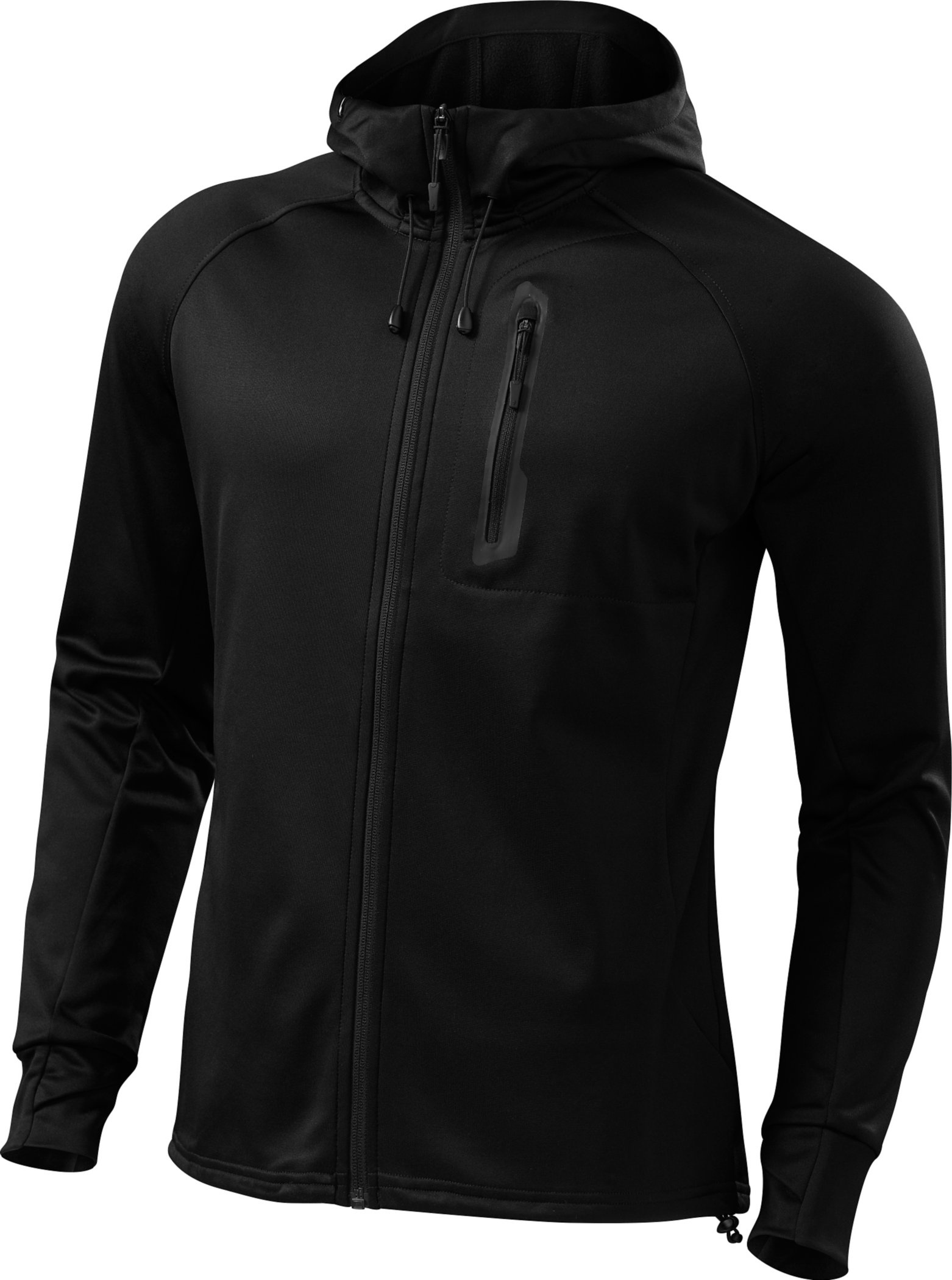 Specialized Therminal Mountain Jersey Black XX-Large - Alpha Bikes