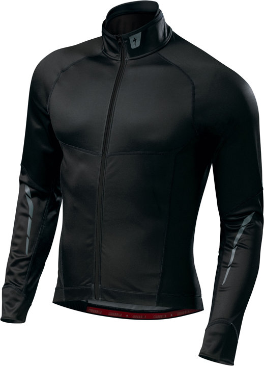 Specialized Therminal Long Sleeve Jersey Black Small - Alpha Bikes