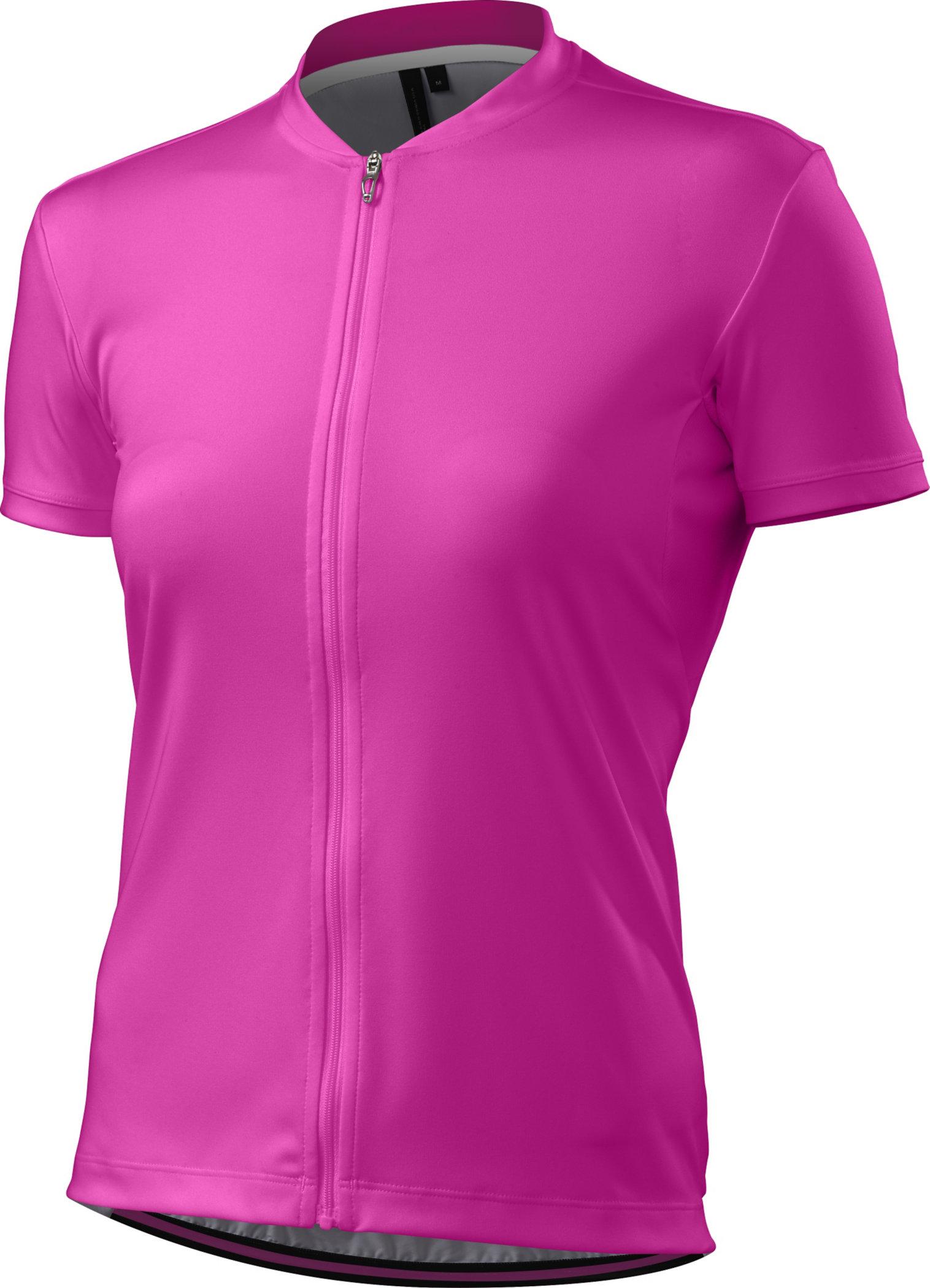 Specialized Women´s RBX Sport Jersey Neon Pink Medium - Alpha Bikes