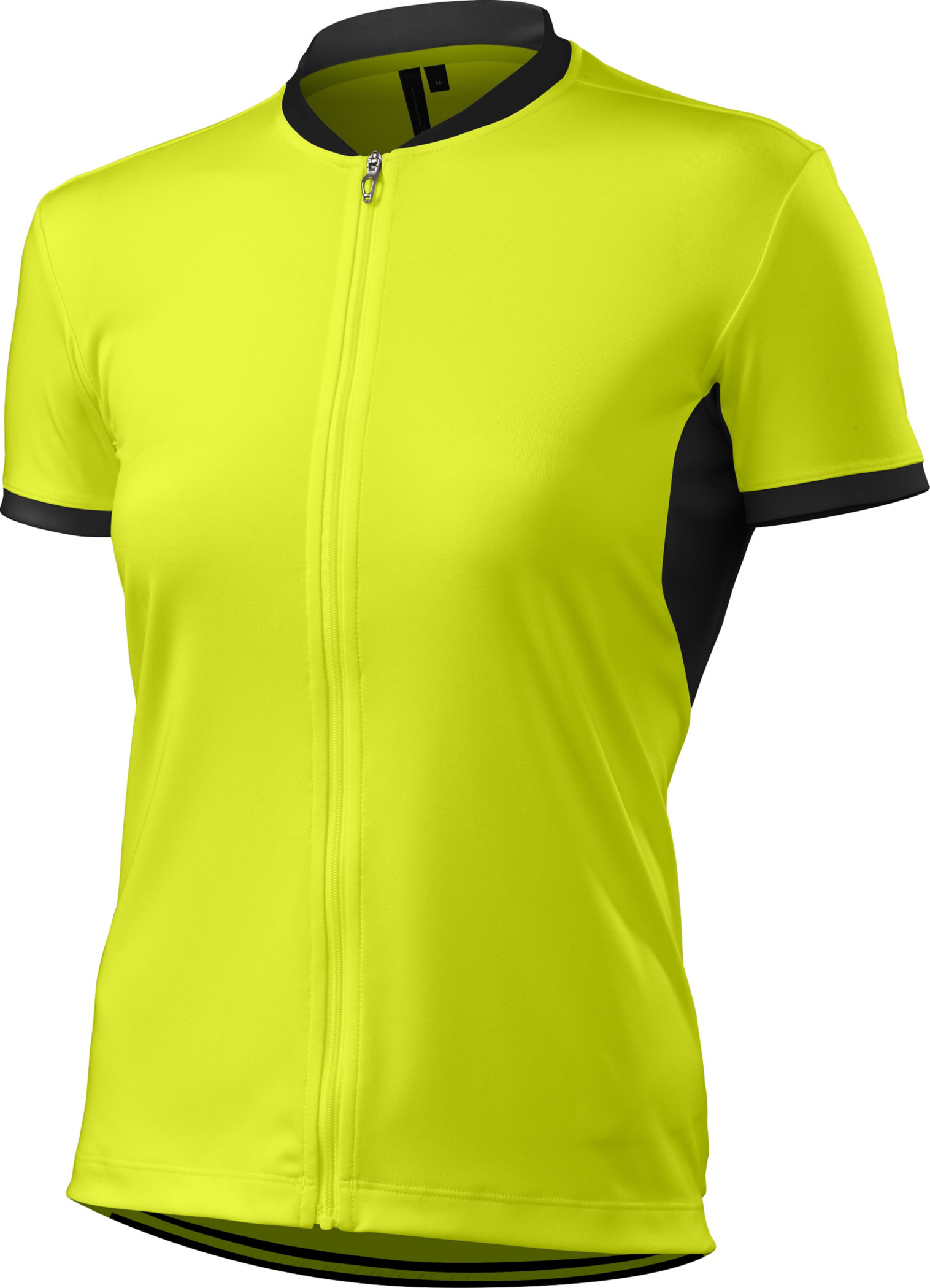 Specialized Women´s RBX Sport Jersey Neon Yellow/Black Large - Alpha Bikes