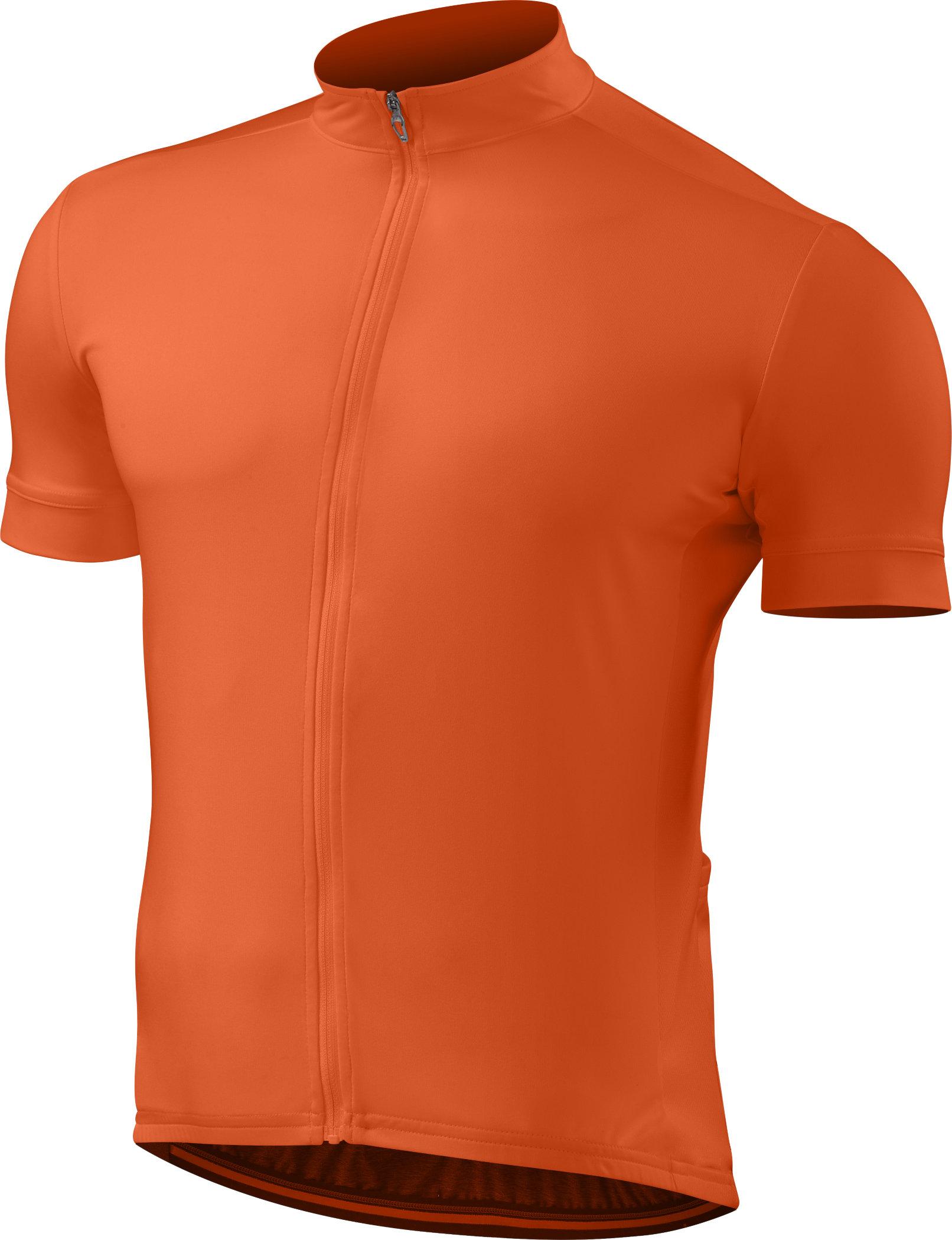 Specialized RBX Sport Jersey Neon Orange Medium - Alpha Bikes