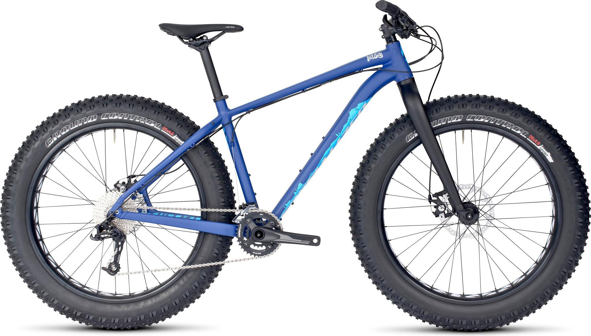 SPECIALIZED FATBOY SE DP BLU/CYAN/DRTY WHT S - Bikedreams & Dustbikes