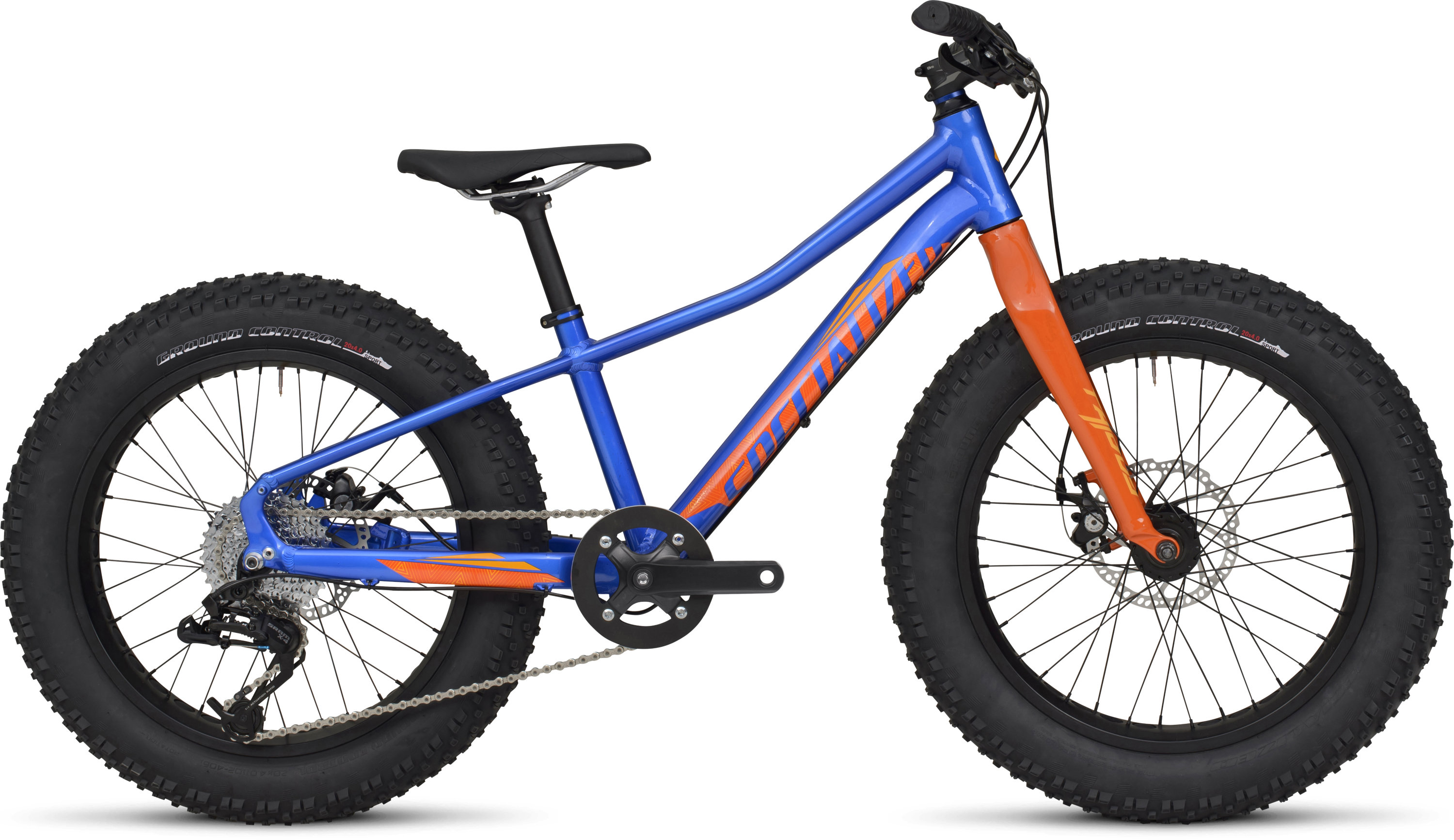 Specialized Fatboy 20 Gloss Royal Blue/Moto Orange/Gallardo Orange 11 - Alpha Bikes