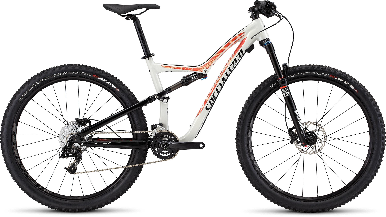 SPECIALIZED RUMOR FSR COMP 650B DRTYWHT/BLK/CRL L - Alpha Bikes