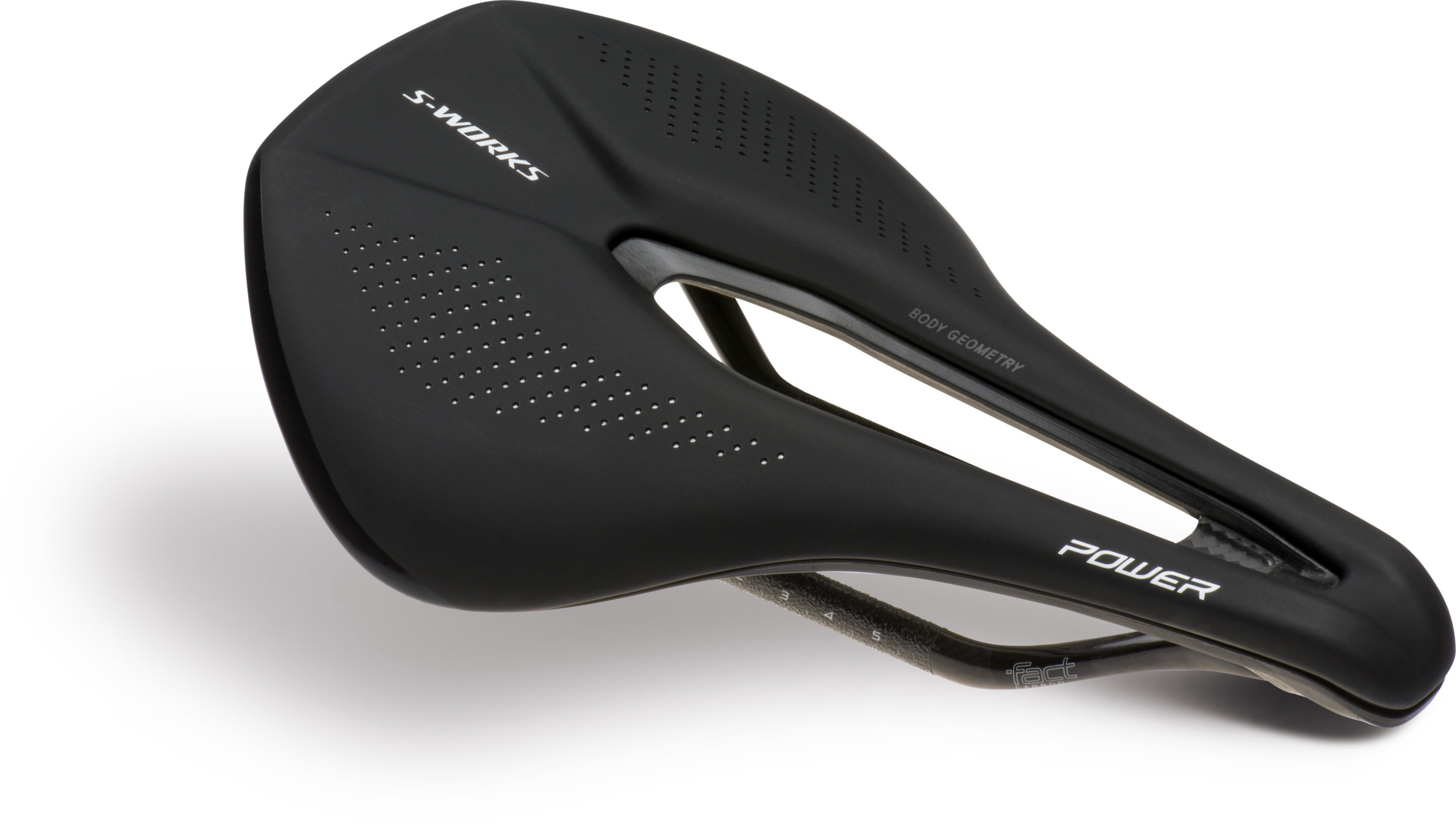 SPECIALIZED SW POWER CARBON SADDLE BLK 143 - Alpha Bikes