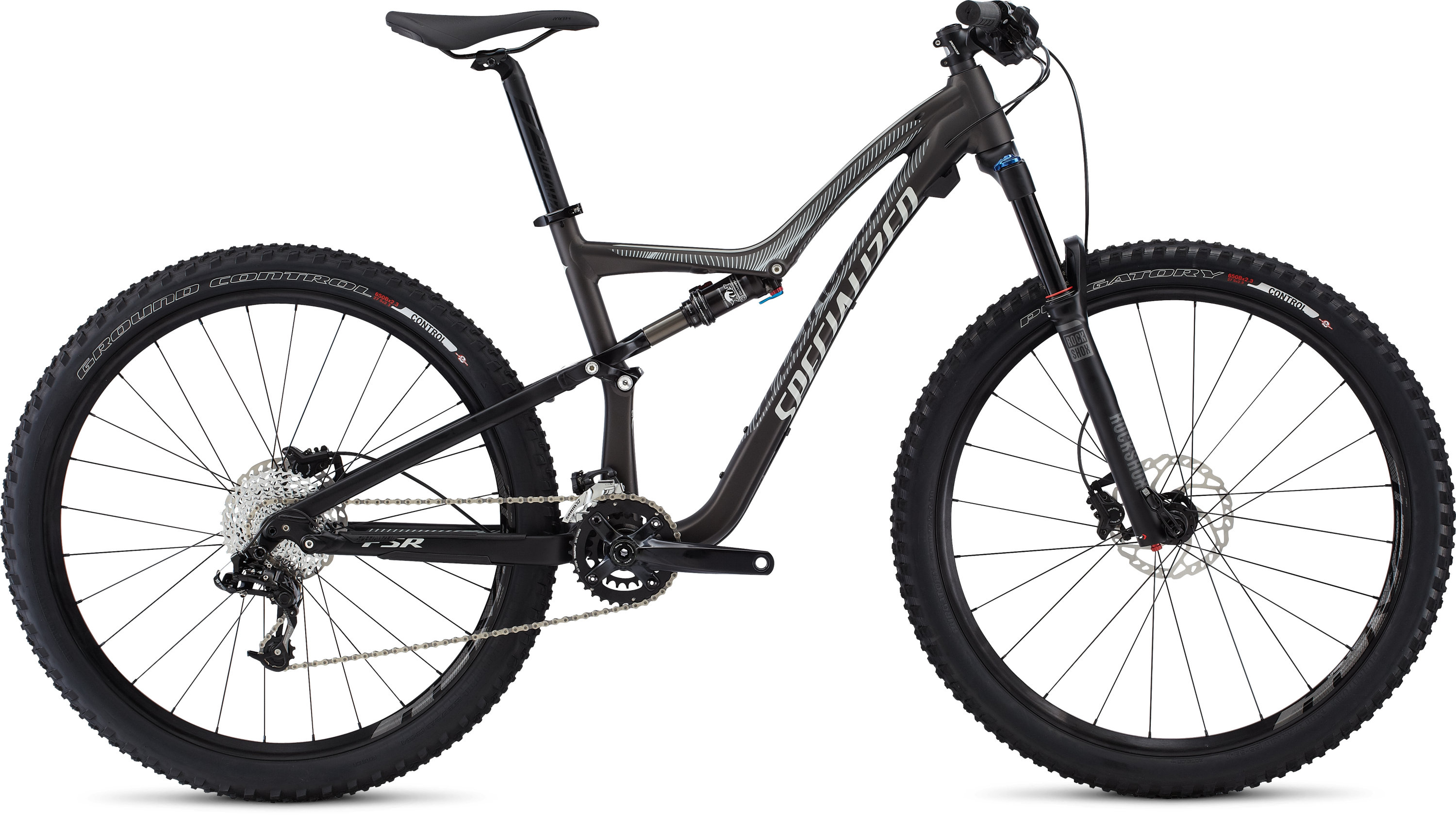 SPECIALIZED RUMOR FSR COMP 650B WRMCHAR/DRTYWHT/CHAR S - schneider-sports