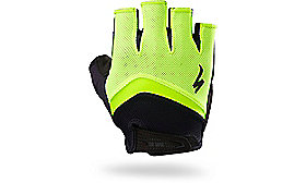 BODY GEOMETRY GEL GLOVE BLK/NEON YEL S